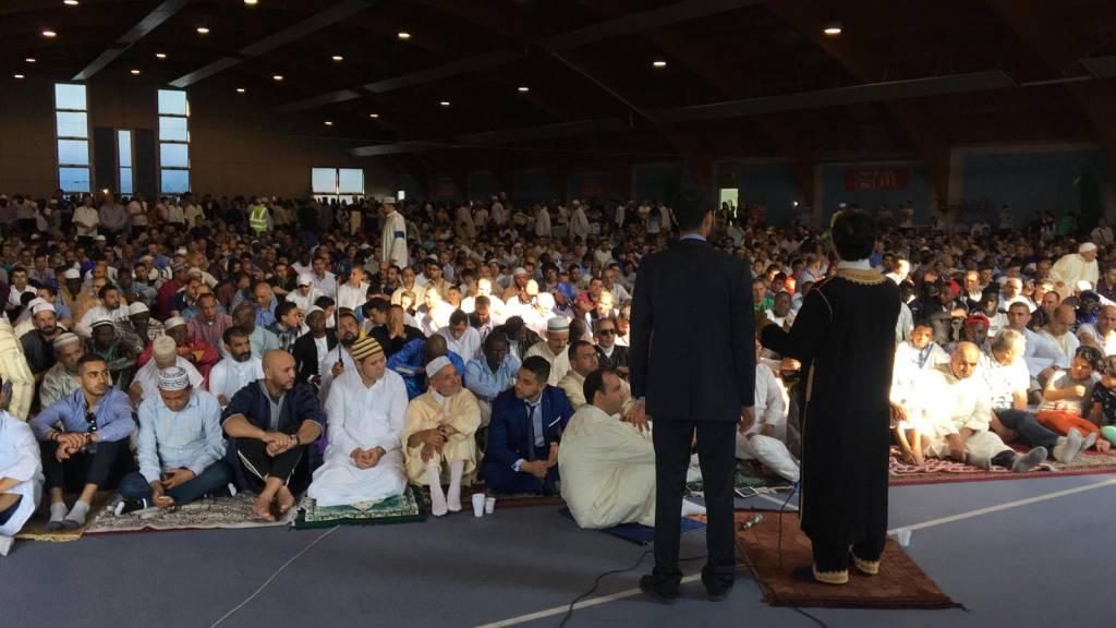 La chiusura del Ramadam a Piacenza