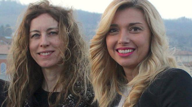 Murelli, a destra, con il Ministro Stefani