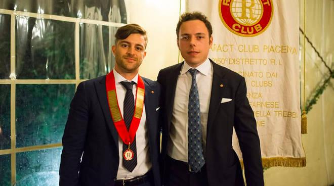 Passaggio consegne Rotaract Piacenza
