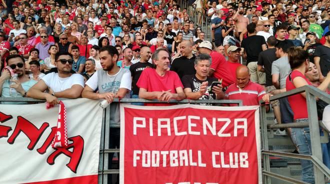 Piacenza-Trapani al Garilli