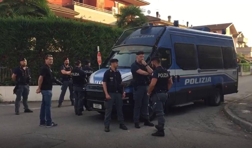 polizia Brescello
