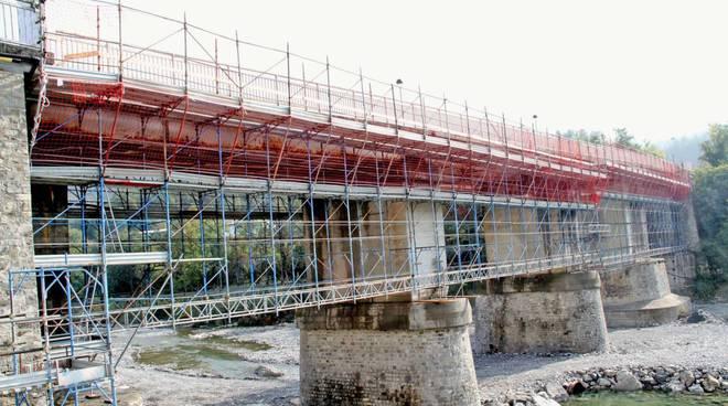 Ponte di Farini sul Nure