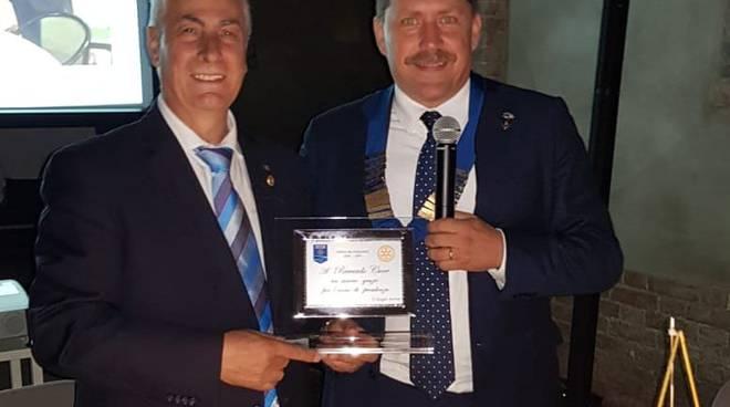 Riccardo Cioce e Andrea Salvi