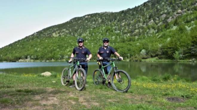 Rifiuti e carabinieri
