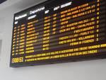 ritardi treni Fiorenzuola