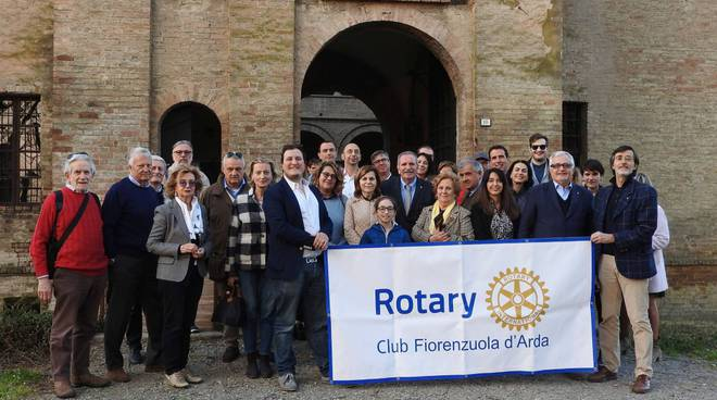 Rotary donazione
