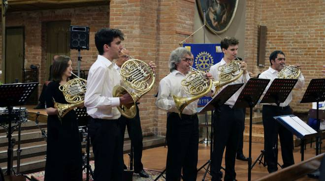 Rotary Valtidone concerto