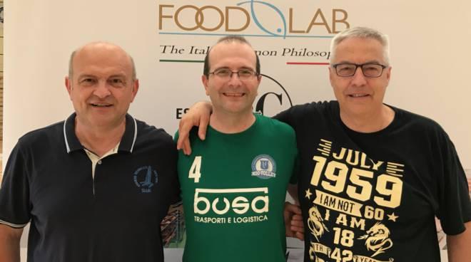 Stefano Sassi Busa Foodlab