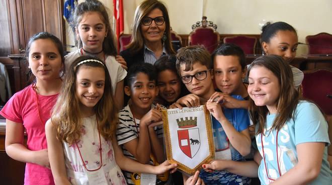 I bambini di Sant'Antonio in Comune
