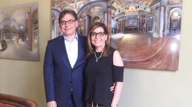 Renato Boero e Patrizia Barbieri