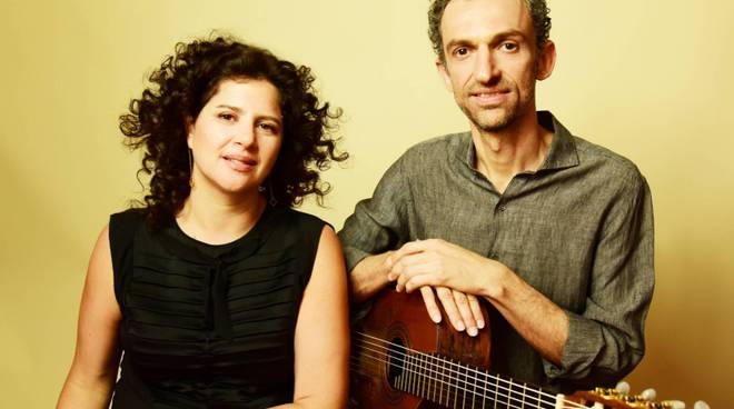Anat Cohen e Marcello Gonçalves