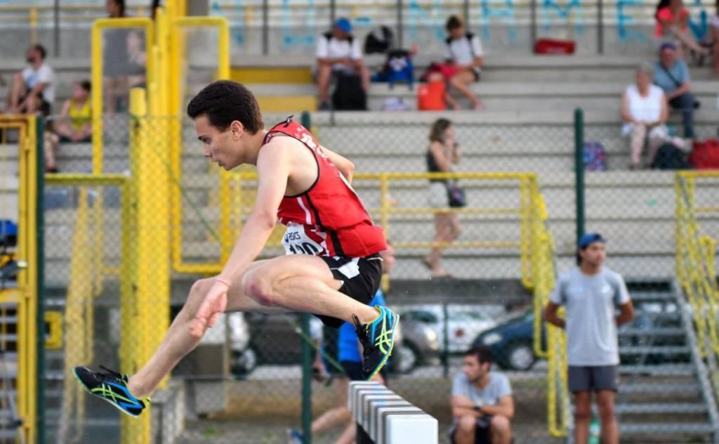 Filippo Giandini Atletica Piacenza