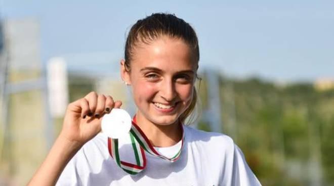 Emma Casati Atletica Piacenza