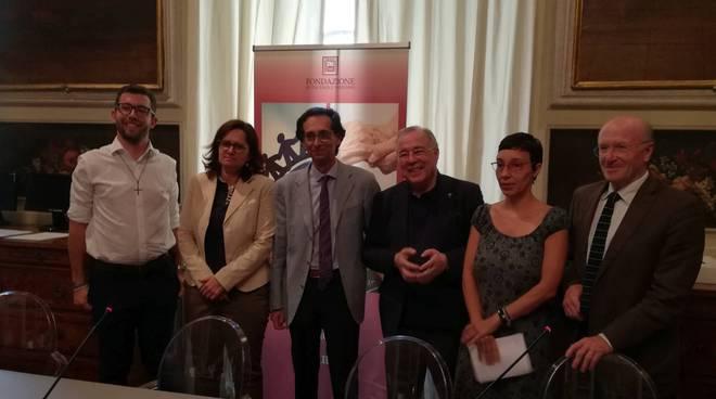 presentazione  progetti estivi per i giovani  in Fondazione di Piacenza e Vigevano