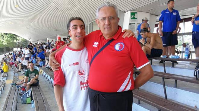 Simone Boiocchi e Fabrizio