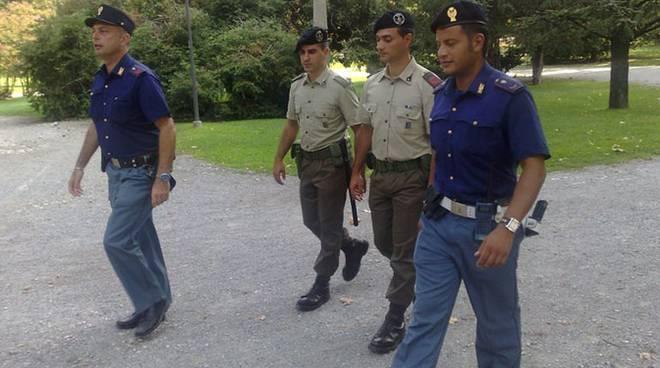 soldati e polizia