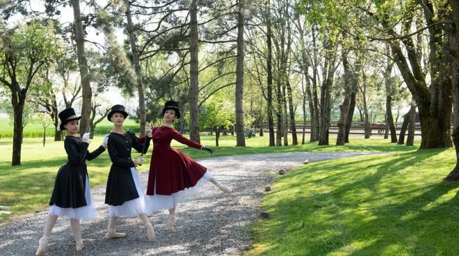 spettacolo Domenichino danza