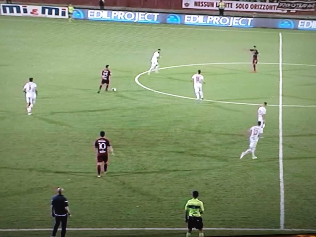 Trapani - Piacenza la finale