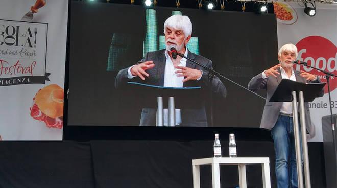 Valerio Massimo Manfredi al Gola Gola Festival