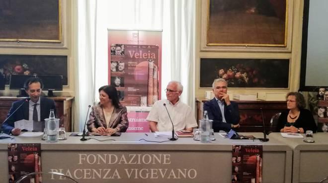 Veleia 2019 presentazione