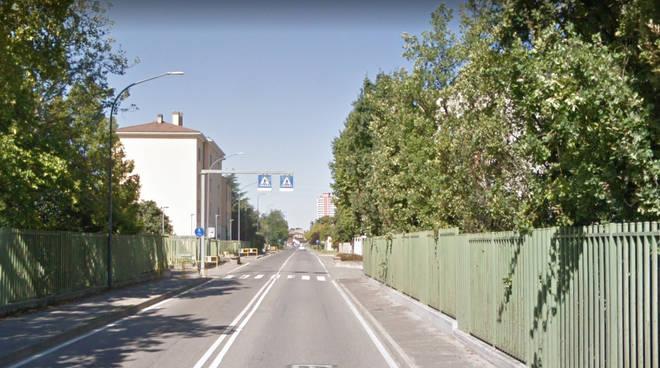 Via Caorsana