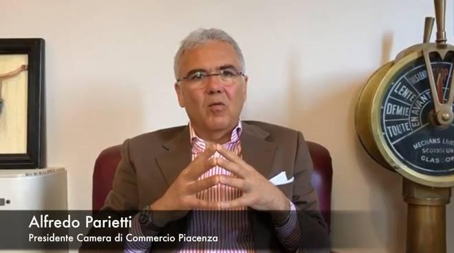 Alfredo Parietti intervista