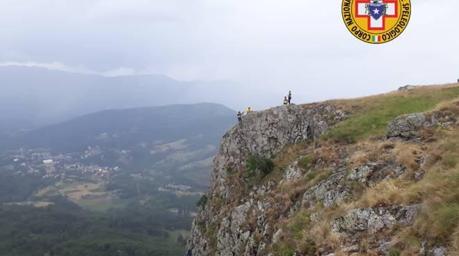arrampicata rocca del prete S. Stefano
