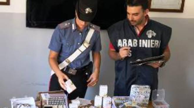 Carabinieri Nas di Parma