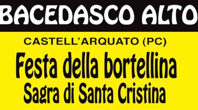 Festa della Bortellina a Bacedasco Alto