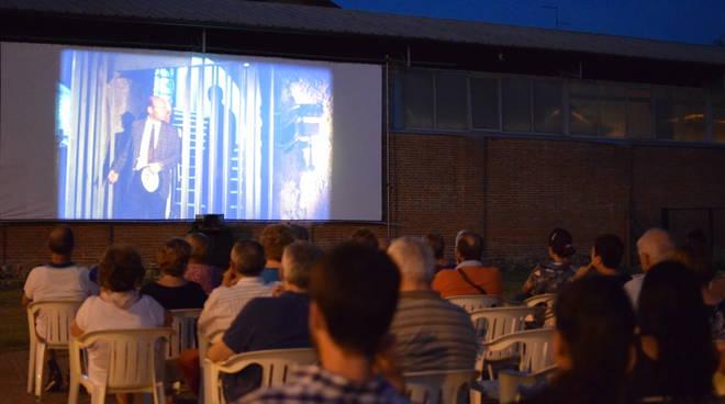 cinema all'aperto Borgonovo