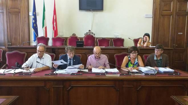 Commissione Dup luglio 2019