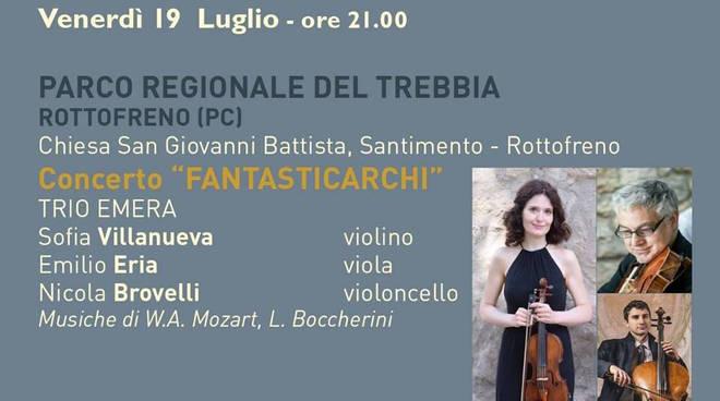 """Concerto """"Fantasticarchi"""""""