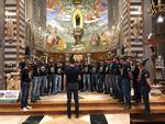 coro alpino a Bettola