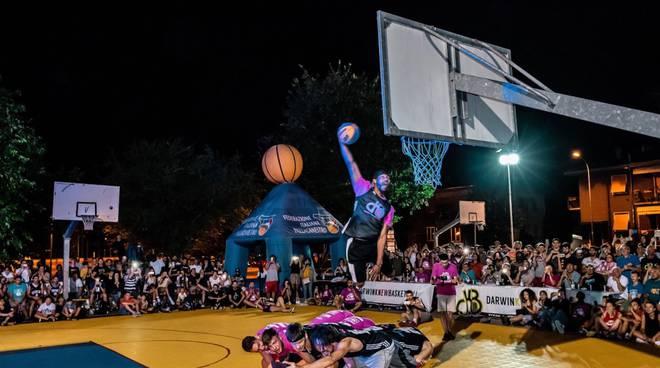 DKB Darwin Knew Basketball a Fiorenzuola