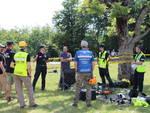 Droni per le emergenze, maxi esercitazione in Valdarda