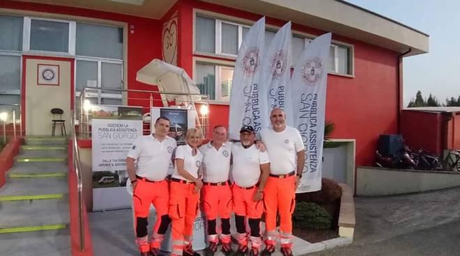 Festa del Volontariato a San Giorgio