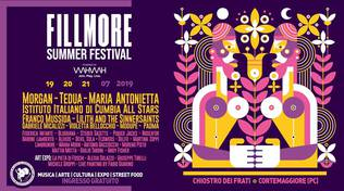 Fillmore Summer Festival
