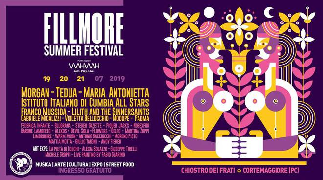 Fillmore Summer Festival