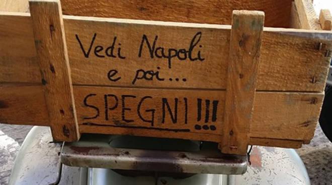 In Vespa da Piacenza a Napoli