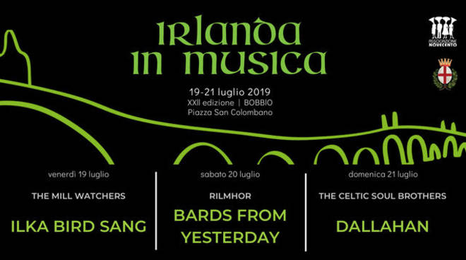 Irlanda in Musica