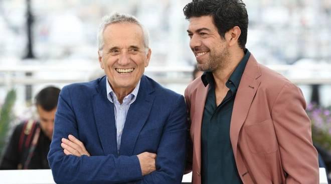 Marco Bellocchio e Pier Francesco Favino