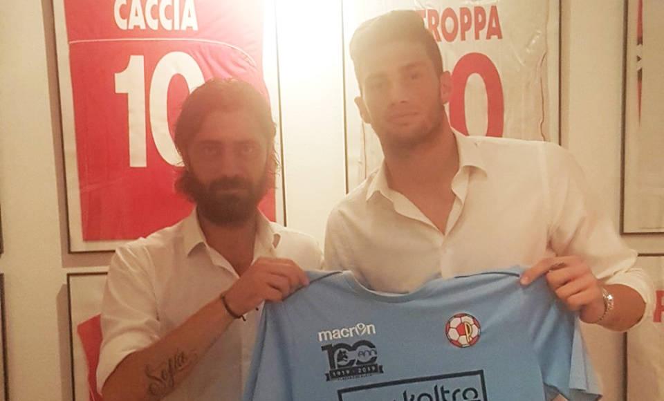 Mattia Del Favero (foto piacenzacalcio.it)