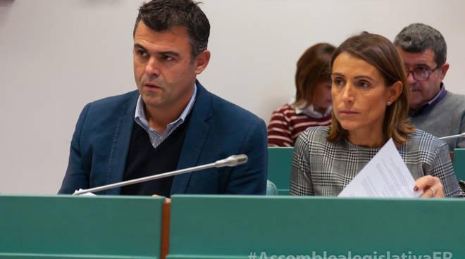 Molinari e Tarasconti (Pd)
