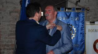 Passaggio consegne Rotary Fiorenzuola