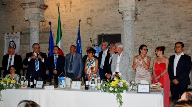 Passaggio di consegne Rotary Fiorenzuola