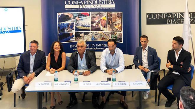 Presentazione partnership Piacenza - Confapi