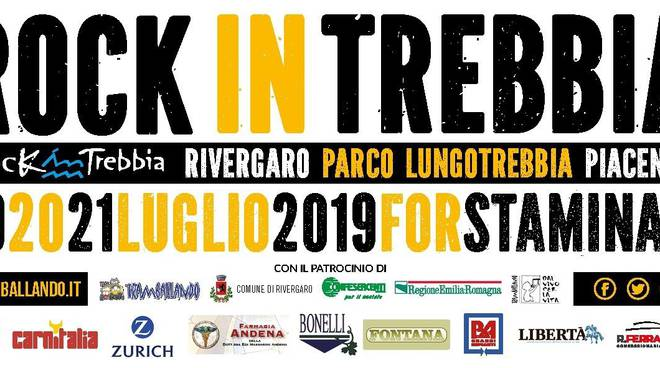 Rock in trebbia