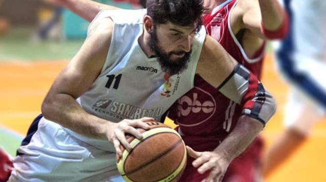 Andrea Maggiotto Pallacanestro Fiorenzuola