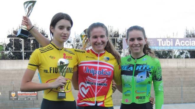 Silvia Bortolotti Vo2 Team Pink