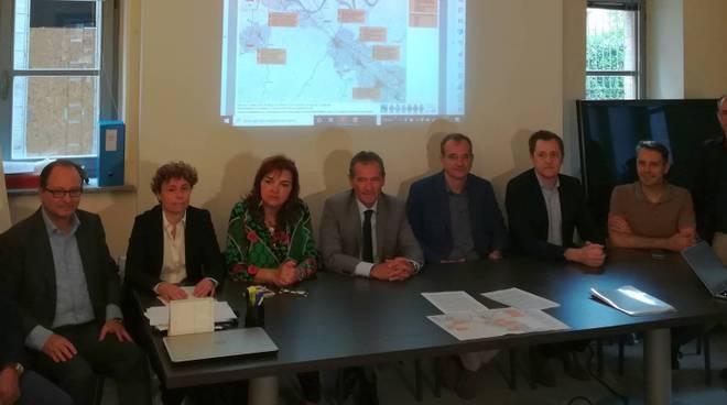 Presentazione nuovo concorso per via Francigena